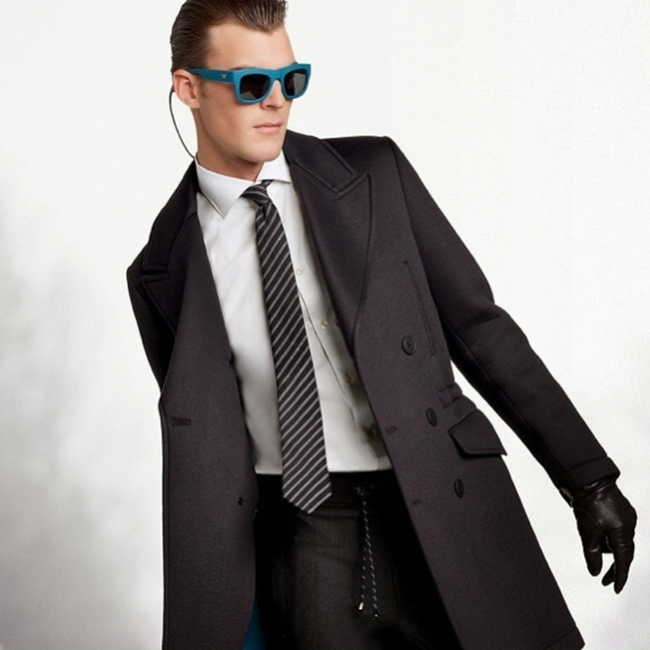 CATALOGUE: Patrick Kafka for The Emporio Armani Fall 2013. www.imageamplified.com, Image Amplified