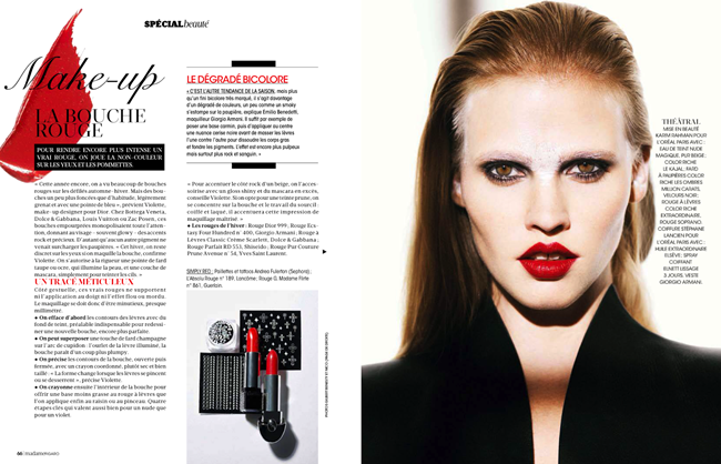 MADAME FIGARO MAGAZINE- Lara Stone by Nico Bustos. Cecile Martin, October 2013, www.imageamplified.com, Image Amplified (10)