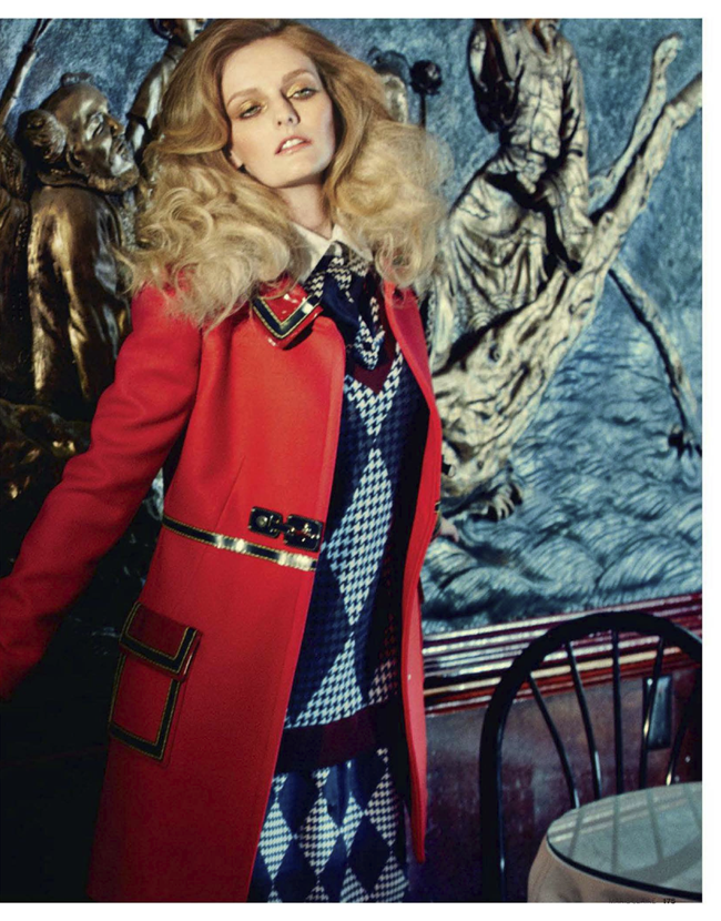 MARIE CLAIRE RUSSIA- Lydia Hearst in Red HOt by Olaf Wipperfurth. Anna Rykova, November 2013, www.imageamplified.com, Image Amplified (13)