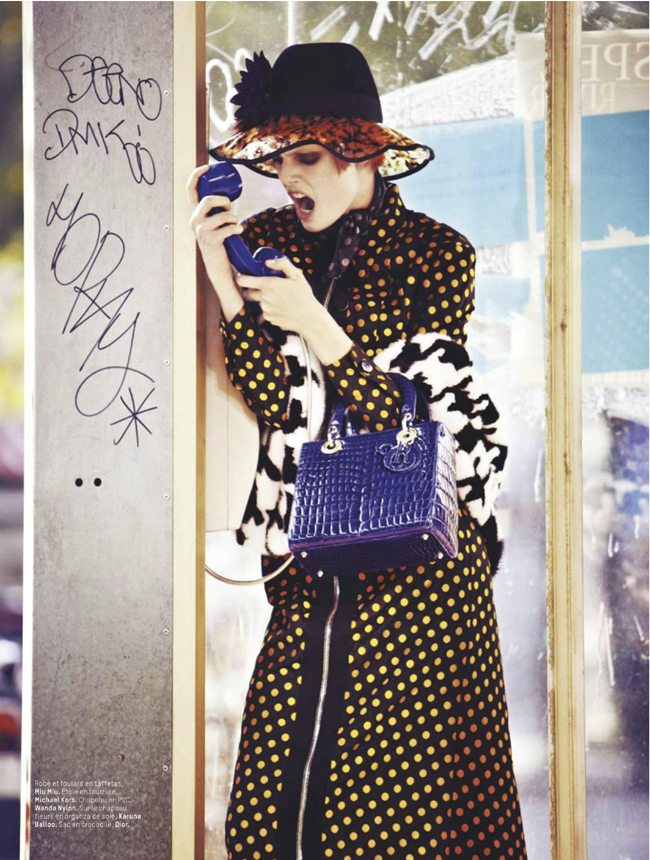 L'OFFICIEL PARIS- Ehren Dorsey in Bag Lady by Stian Foss. Anne-Sophie Thomas, November 2013, www.imageamplified.com, Image Amplified (16)