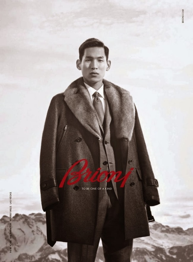 CAMPAIGN- Jae Yoo, Ollie Edwards & Julien Nielsen for Brioni Fall 2013 by Collier Schorr. www.imageamplified.com, Image Amplified (3)