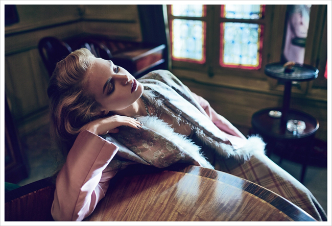 ELLE RUSSIA- Erin Heatherton by Koray Birand. Daria Anichkina, December 2013, www.imageamplified.com, Image Amplified (3)