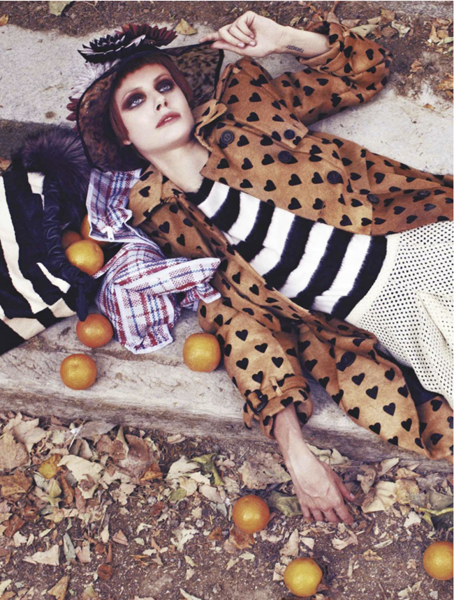 L'OFFICIEL PARIS- Ehren Dorsey in Bag Lady by Stian Foss. Anne-Sophie Thomas, November 2013, www.imageamplified.com, Image Amplified (14)