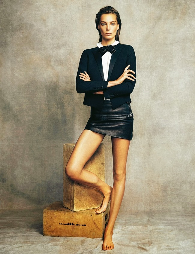MADAME FIGARO FRANCE- Daria Werbowy in Beaute Magnetique by Nico. November 2013, www.imageamplified.com, Image Amplified (7)