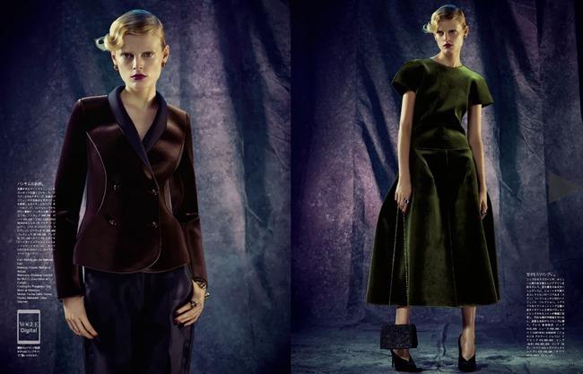 VOGUE JAPAN- Hanne Gaby Odiele in Glamour Reborn by Toby Knott. Sabino Pantone, December 2013, www.imageamplified.com, Image Amplified (3)