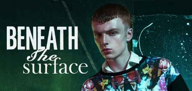 1883 MAGAZINE- Jake Shortall in Beneath The Surface by Mark Rabadan. Alegna Merlino, Fall 2013, www.imageamplified.com, Image Amplified