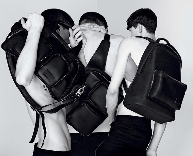 CAMPAIGN- Baptiste Faure for KrisVanAssche Fall 2013 by Bruno Staub. www.imageamplified.com, Image Amplified (3)