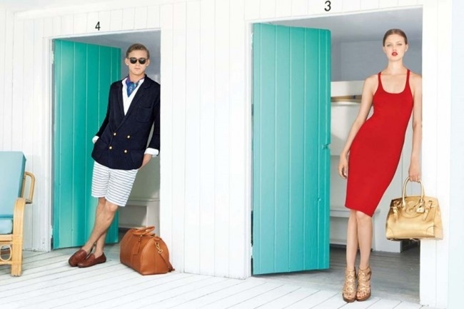 CAMPAIGN- RJ King & Lindsey Wixson for Tommy Hilfiger Resort 2014. www.imageamplified.com, Image Amplified (7)