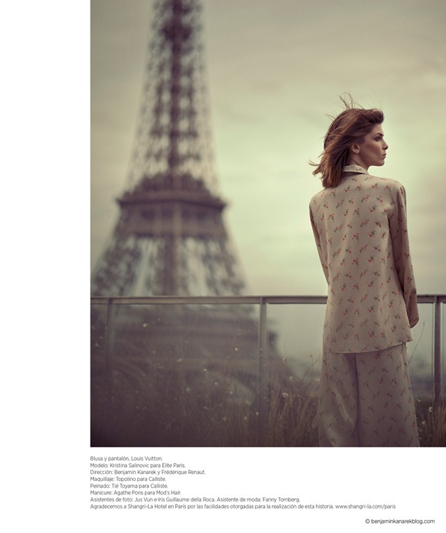 HARPER'S BAZAAR MEXICO- Kristina Salinovic in Reves Parisiens by Benjamin Kanarek. Miles Cockfield, Fall 2013, www.imageamplified.com, Image Amplified (8)