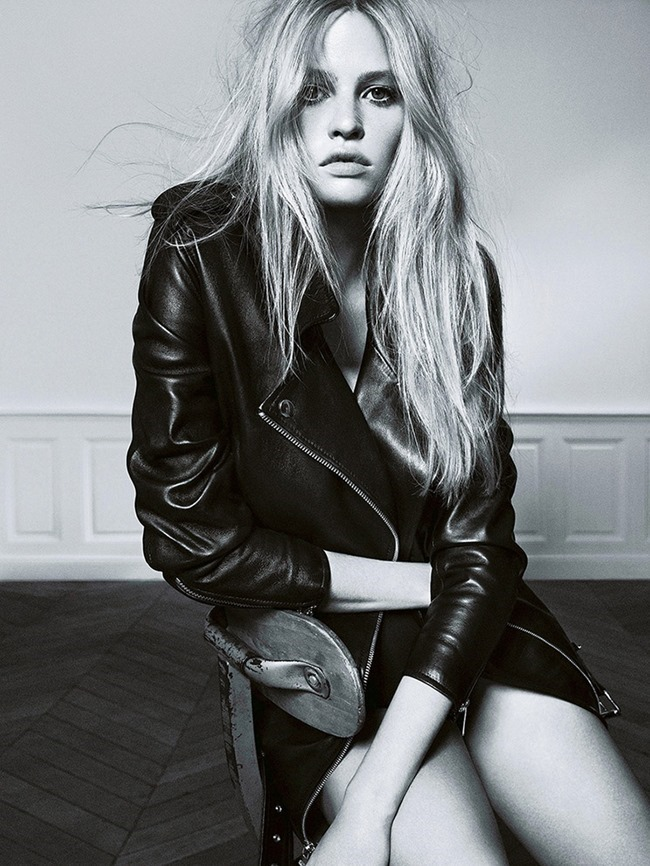 MADAME FIGARO FRANCE- Lara Stone by Nico Bustos. Cecile Martin, October 2013, www.imageamplified.com, Image Amplified (8)