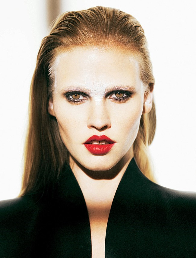 MADAME FIGARO FRANCE- Lara Stone by Nico Bustos. Cecile Martin, October 2013, www.imageamplified.com, Image Amplified (7)