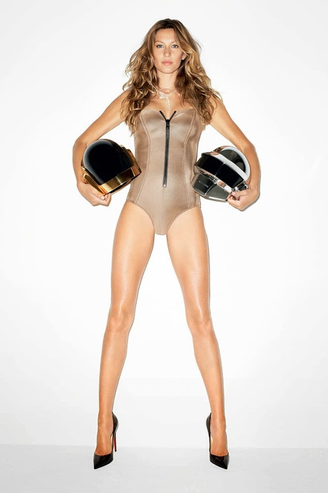 WSJ MAGAZINE- Gisele Bundchen & Daft Punk in Super Troopers by Terry Richardson. George Cortina, November 2013, www.imageamplified.com, Image Amplified (3)