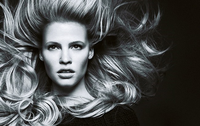 MADAME FIGARO FRANCE- Lara Stone by Nico Bustos. Cecile Martin, October 2013, www.imageamplified.com, Image Amplified