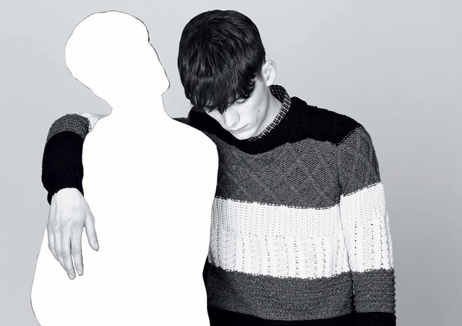 CAMPAIGN- Baptiste Faure for KrisVanAssche Fall 2013 by Bruno Staub. www.imageamplified.com, Image Amplified (1)