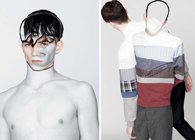 CAMPAIGN- Baptiste Faure for KrisVanAssche Fall 2013 by Bruno Staub. www.imageamplified.com, Image Amplified (2)