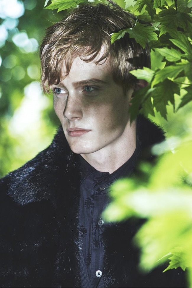 ODDA MAGAZINE- Justin Sterling by Emmanuel Giraud. Simon Pylyser, Fall 2013, www.imageamplified.com, Image Amplified (3)