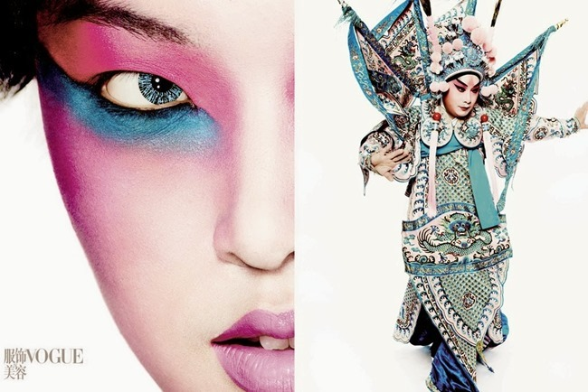 PREVIEW- Vogue China's 100th Issue by Mario Testino. December 2013, www.imageamplified.com, Image Amplified (5)