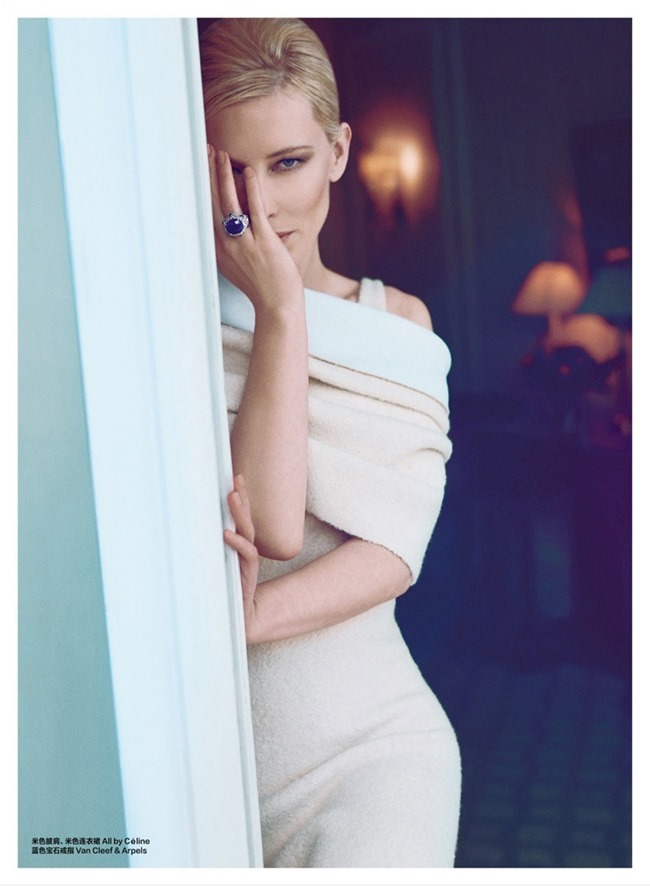 HARPER'S BAZAAR CHINA- Cate Blanchett in All about Cate by Koray Birand. Xiaomu Fan, November 2013, www.imageamplified.com, Image Amplified (6)