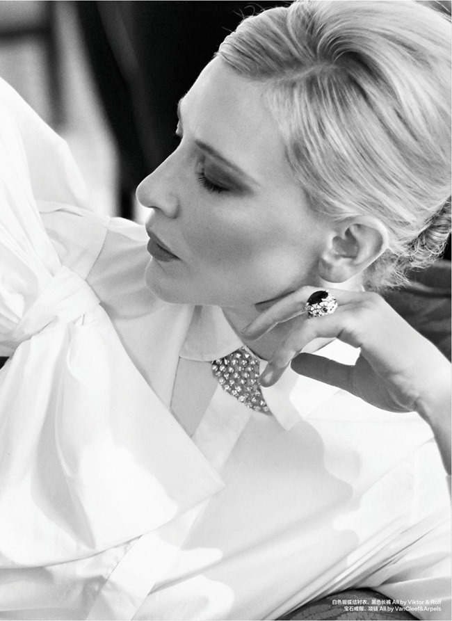 HARPER'S BAZAAR CHINA- Cate Blanchett in All about Cate by Koray Birand. Xiaomu Fan, November 2013, www.imageamplified.com, Image Amplified (10)