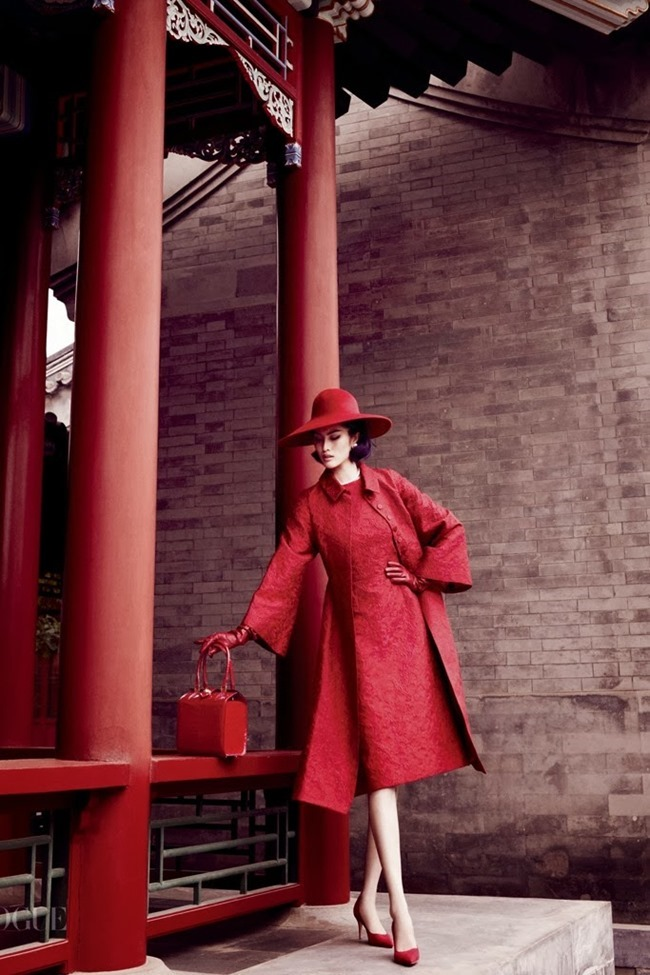 PREVIEW- Vogue China's 100th Issue by Mario Testino. December 2013, www.imageamplified.com, Image Amplified (2)