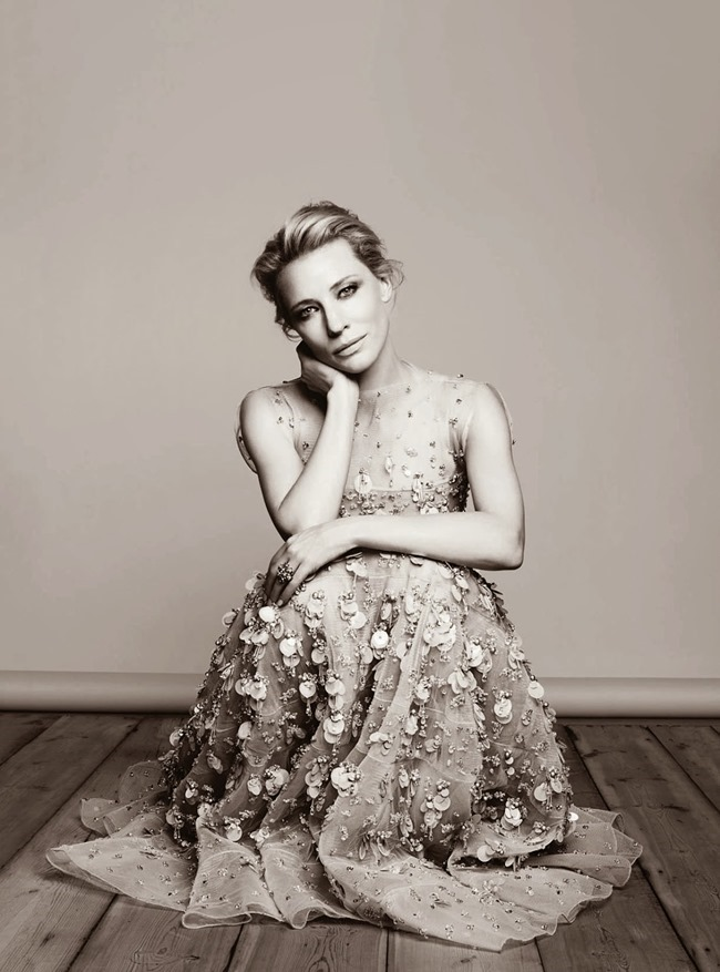 HARPER'S BAZAAR UK- Cate Blanchett by Ben Hassett. Miranda Almond, December 2013, www.imageamplified.com, Image Amplified (2)