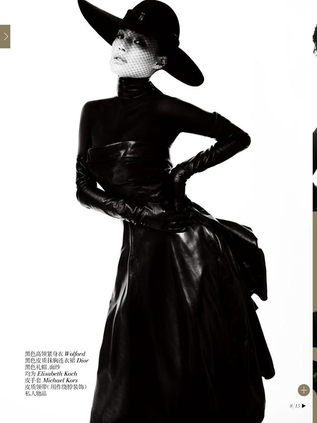 VOGUE CHINA- Shu Qi by Mario Testino. Anastasia Barbieri, December 2013, www.imageamplified.com, Image Amplified (8)