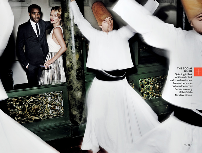 VOGUE MAGAZINE- Kate Moss & Chiwetel Ejiofor in The Silk Road by Mario Testino. Tonne Goodman, December 2013, www.imageamplified.com, Image Amplified (8)