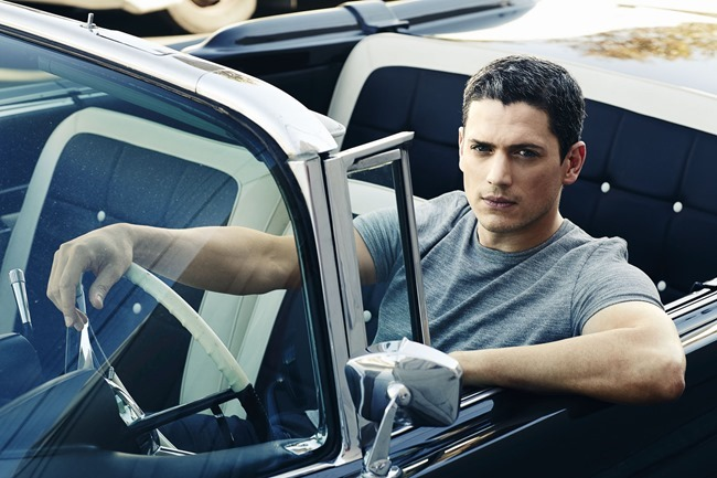 OUT MAGAZINE- Wentworth Miller by Danielle Levitt. December 2014, www.imageamplified.com, Image Amplified