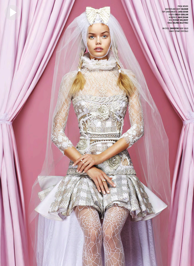 V MAGAZINE- Cruise To the Altar by Anthony Maule. Patti Wilson, Fall 2013, www.imageamplified.com, Image Amplified (1)