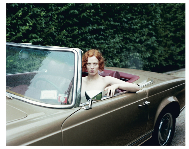 DOUBLE MAGAZINE- Karen Elson in At Ease by Theo Wenner. Karen Langley, Fall 2013, www.imageamplified.com, Image Amplified (7)