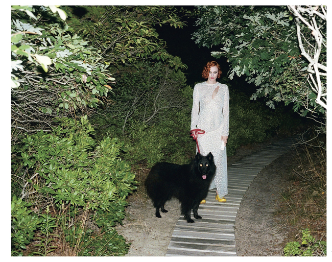 DOUBLE MAGAZINE- Karen Elson in At Ease by Theo Wenner. Karen Langley, Fall 2013, www.imageamplified.com, Image Amplified (13)