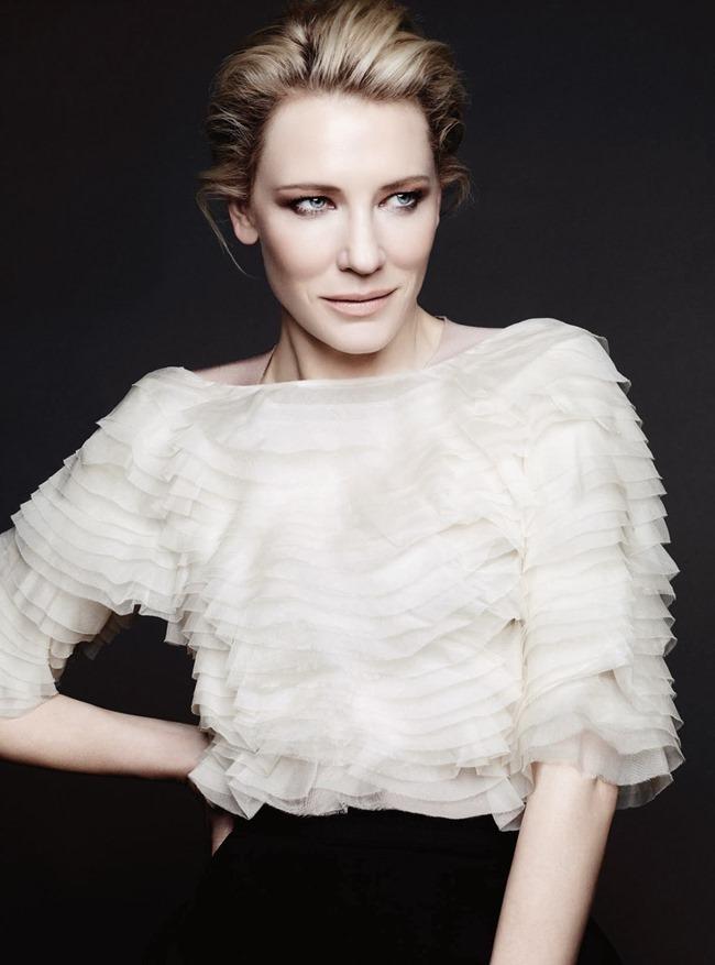 HARPER'S BAZAAR UK- Cate Blanchett by Ben Hassett. Miranda Almond, December 2013, www.imageamplified.com, Image Amplified (3)