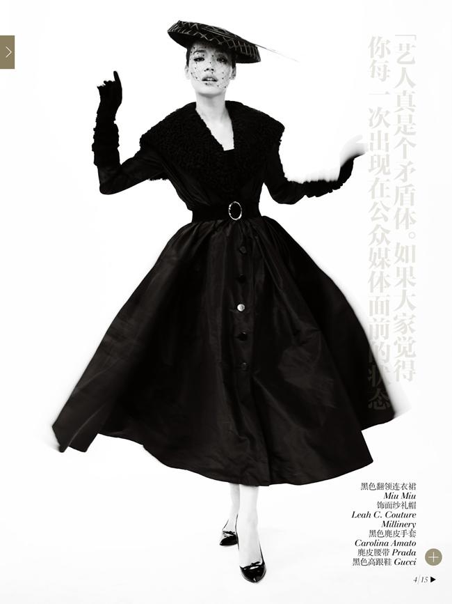 VOGUE CHINA- Shu Qi by Mario Testino. Anastasia Barbieri, December 2013, www.imageamplified.com, Image Amplified (2)
