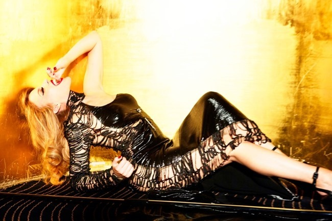 GQ GERMANY- Kylie Minogue in Mad About Kylie by Ellen von Unwerth. December 2013, www.imageamplified.com, Image Amplified (1)