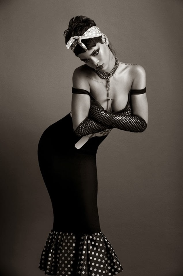 O32C MAGAZINE- Rihanna by Inez & Vinoodh. Fall 2013, www.imageamplified.com, Image Amplified (8)