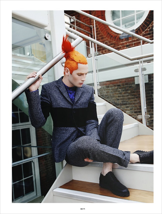 SID MAGAZINE- George Elliot, JD Bain, Noud Egberts, Mclain & Michael K by Diago Mariotta Mendez. Shan Temuri, Fall 2013, www.imageamplified.com, Image Amplified (5)
