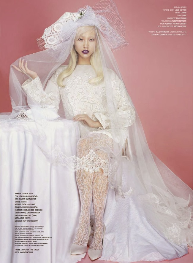 V MAGAZINE- Cruise To The Altar by Anthony Maule. Patti Wilson, Fall 2013, www.imageamplified.com, Image Amplified (7)