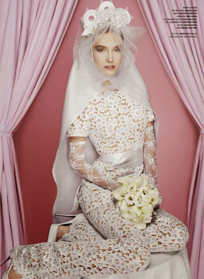 V MAGAZINE- Cruise To The Altar by Anthony Maule. Patti Wilson, Fall 2013, www.imageamplified.com, Image Amplified (3)