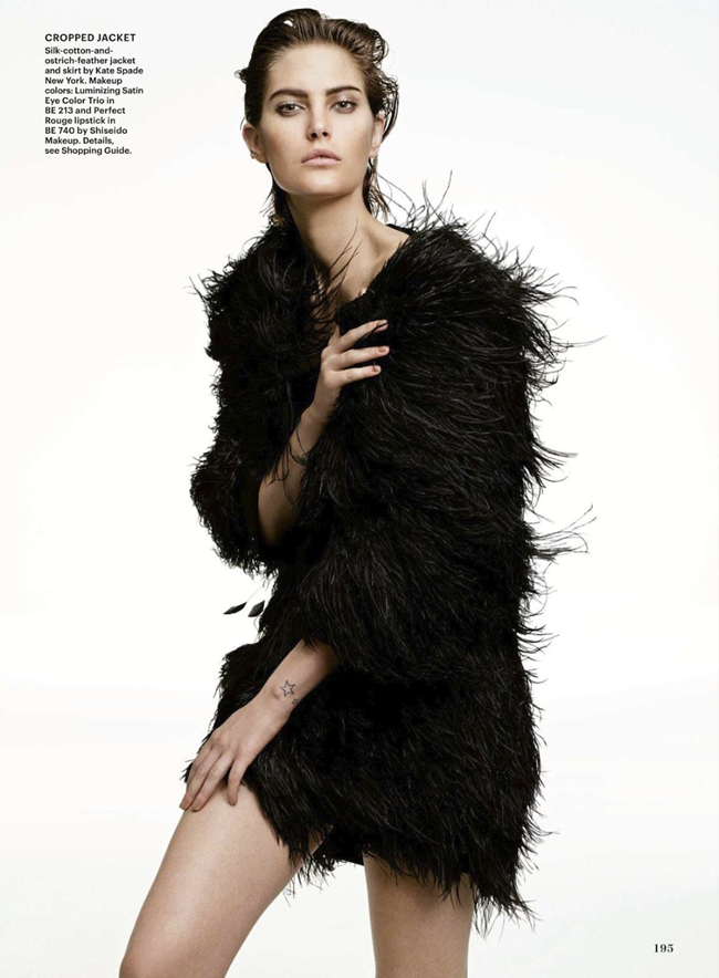 ALLURE MAGAZINE- Catherine McNeil in Feather Dusters by Terry Tsiolis. Paul Cavaco, December 2013, www.imageamplified.com, Image Amplified (7)
