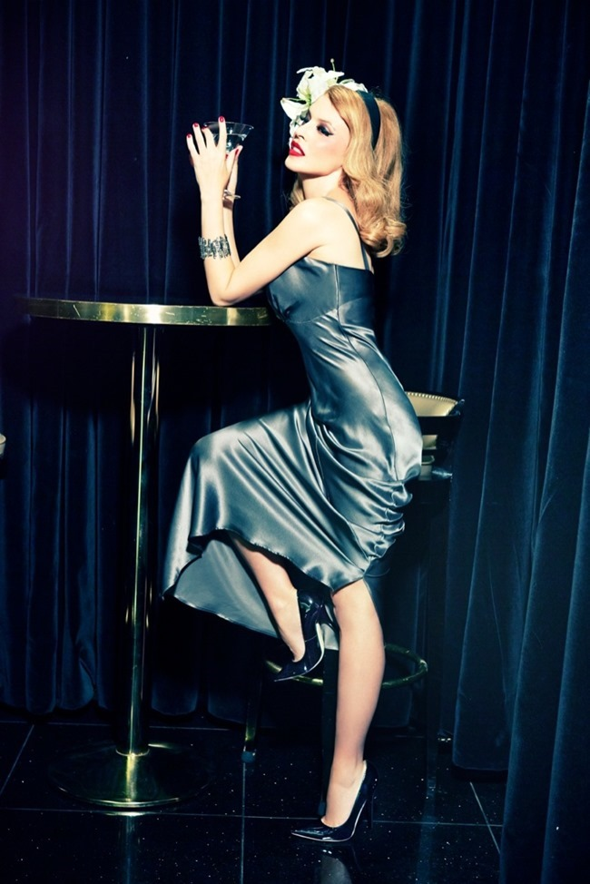 GQ GERMANY- Kylie Minogue in Mad About Kylie by Ellen von Unwerth. December 2013, www.imageamplified.com, Image Amplified (4)
