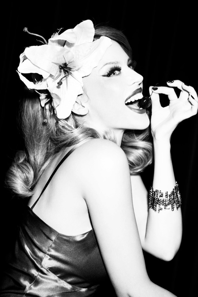 GQ GERMANY- Kylie Minogue in Mad About Kylie by Ellen von Unwerth. December 2013, www.imageamplified.com, Image Amplified (5)