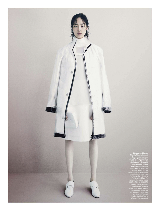 W MAGAZINE- Fei Fei Sun in A Clean Getaway by Patrick Demarchelier. Marie-Amelie Sauve, November 2013, www.imageamplified.com, Image Amplified (4)