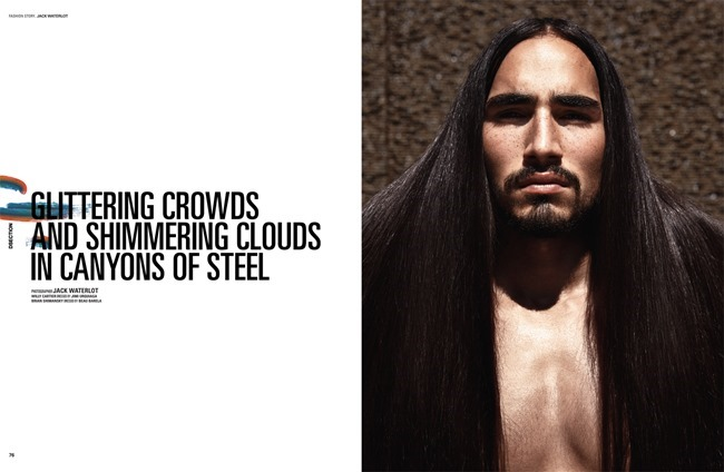 DSECTION MAGAZINE- Brian Shimansky & Willy Cartier by Jack Waterlot. Jimi Urquiaga, Beau Barela, Fall 2013, www.imageamplified.com, Image Amplified