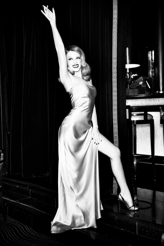 GQ GERMANY- Kylie Minogue in Mad About Kylie by Ellen von Unwerth. December 2013, www.imageamplified.com, Image Amplified (3)