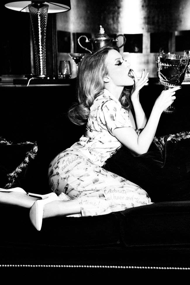 GQ GERMANY- Kylie Minogue in Mad About Kylie by Ellen von Unwerth. December 2013, www.imageamplified.com, Image Amplified (7)