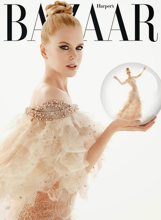HARPER'S BAZAAR AUSTRALIA- Nicole Kidman in Princess Diary by James White. Thelma McQuillan, December 2013, www.imageamplified.com, Image Amplified (4)