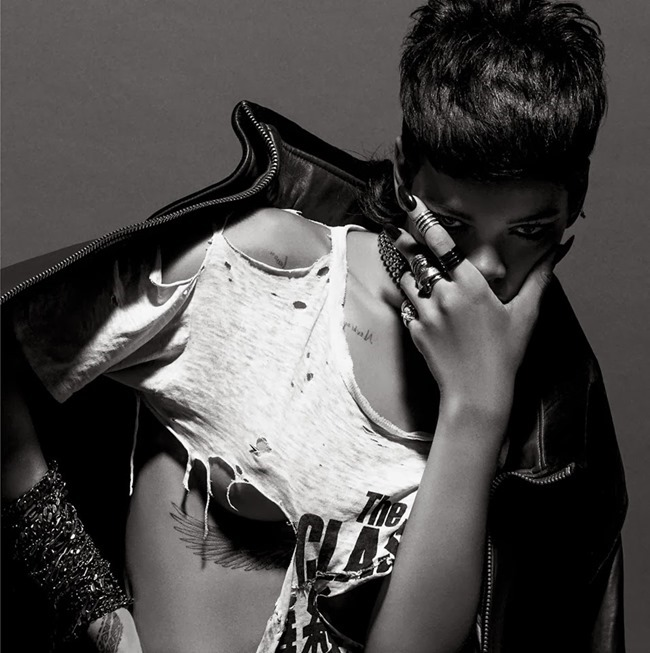 O32C MAGAZINE- Rihanna by Inez & Vinoodh. Fall 2013, www.imageamplified.com, Image Amplified (6)