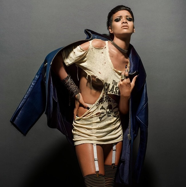 O32C MAGAZINE- Rihanna by Inez & Vinoodh. Fall 2013, www.imageamplified.com, Image Amplified (9)