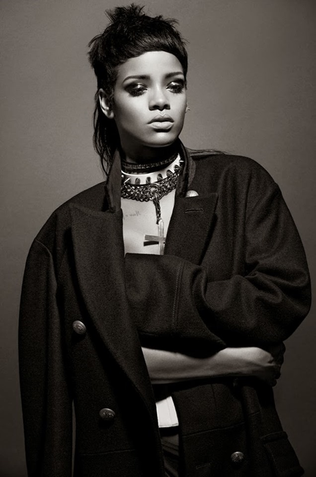 O32C MAGAZINE- Rihanna by Inez & Vinoodh. Fall 2013, www.imageamplified.com, Image Amplified (13)