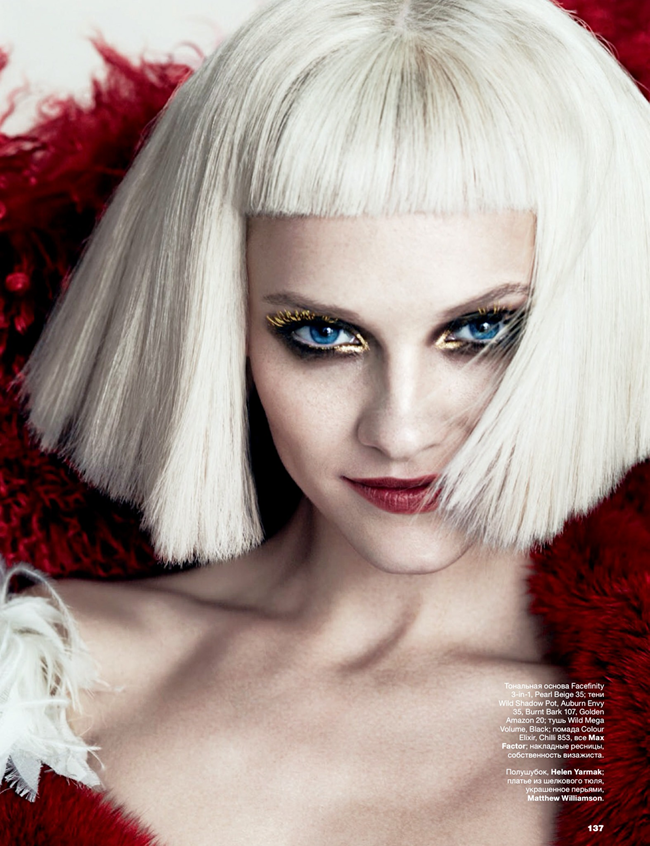 ALLURE RUSSIA- Ginta Lapina by Norman Jean Roy. Anya Ziourova, December 2013, www.imageamplified.com, Image Amplified (6)